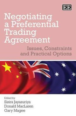 Negotiating a Preferential Trading Agreement : Issues, Constraints and Practical Options