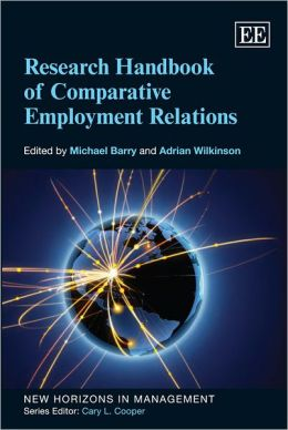 Research Handbook in Comparative Employment Relations