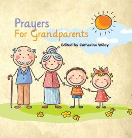 Prayers for Grandparents