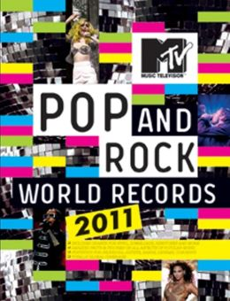 MTV Pop and Rock World Records 2011