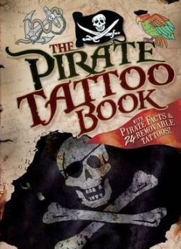 Pirate Tattoo Book