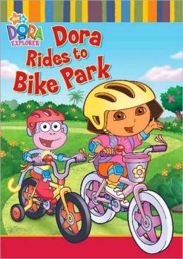Dora Rides to Bike Park