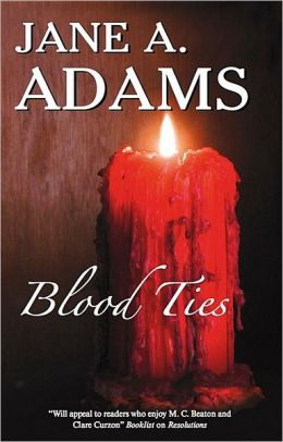 Blood Ties (Naomi Blake Series #6)