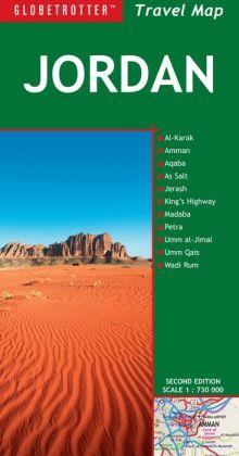 Jordan Travel Map