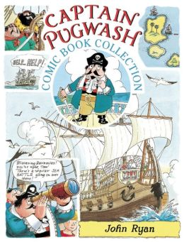 Captain Pugwash Comic Book Collection