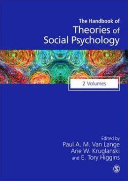 Handbook of Theories of Social Psychology: Collection: Volumes 1 & 2