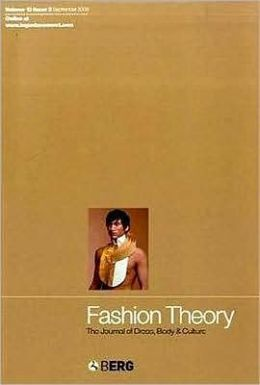 Fashion Theory Volume 13 Issue 3: The Journal of Dress, Body and Culture