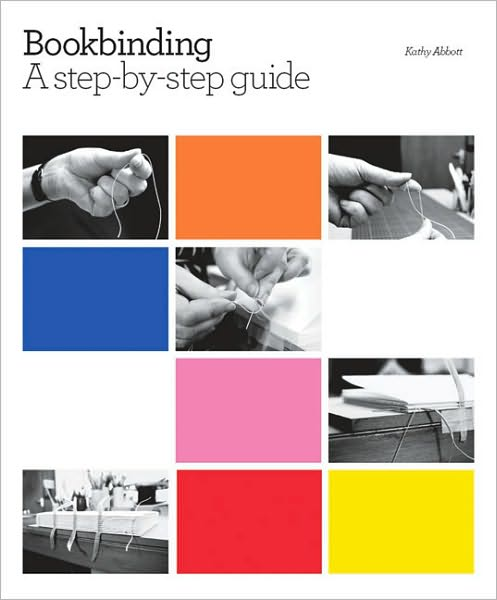 Download ebooks in txt free Bookbinding: A Step-by-Step Guide