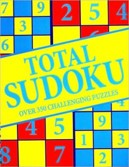 Total Sudoku: Over 350 Challenging Puzzles