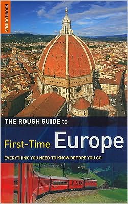 The Rough Guide First-Time Europe 8