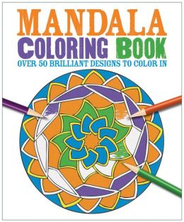 Mandala Coloring Book By Arcturus Publishing