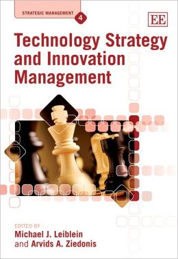 Technology Strategy and Innovation Management