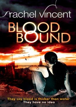 Blood Bound (Unbound Series #1)