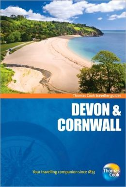 Traveller Guides Devon and Cornwall 2nd