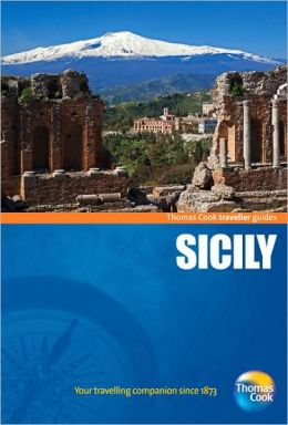 Traveller Guides Sicily 4th