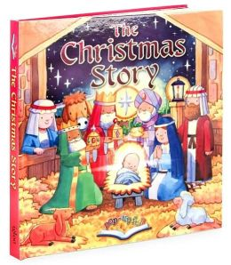 The Christmas Story (Pop-up Fun Series)