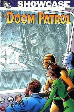 Showcase Presents Doom Patrol Vol. 1.