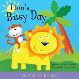 Lion's Busy Day. Emily Hawkins