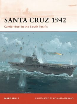Santa Cruz 1942: Carrier duel in the South Pacific