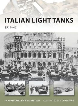 Italian Light Tanks: 1919-45