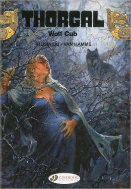 Wolf Cub: Thorgal Vol. 8