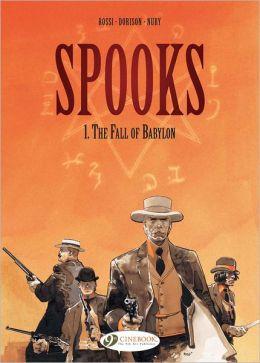 The Fall of Babylon: SPOOKS, Vol. 1