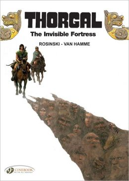 The Invisible Fortress: Thorgal Vol. 11