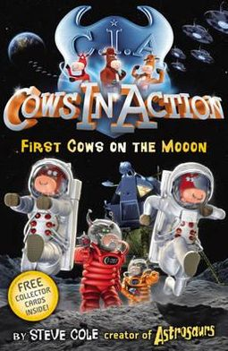 First Cows on the Moon