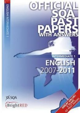 English Intermediate 1 Sqa Past Papers 2011