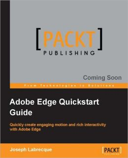 Adobe Edge Quickstart Guide