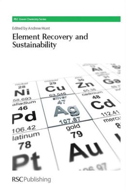 Element Recovery and Sustainability