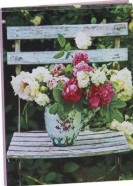 Peonies & Roses Notecards
