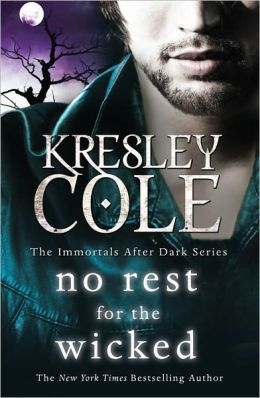 No Rest for the Wicked (Immortals after Dark Series #2)
