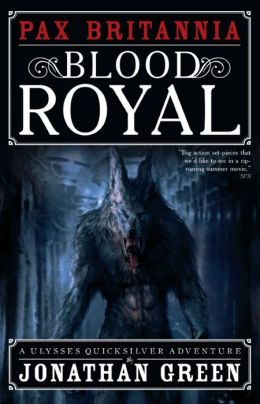 Blood Royal (Pax Britannia Series #7)
