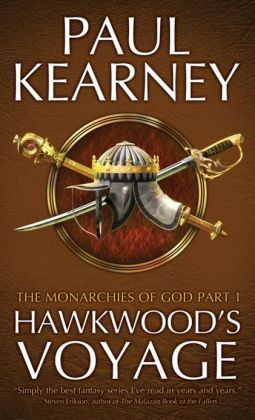 Hawkwood's Voyage (Monarchies of God Series #1)