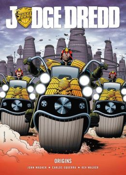 Judge Dredd Origins