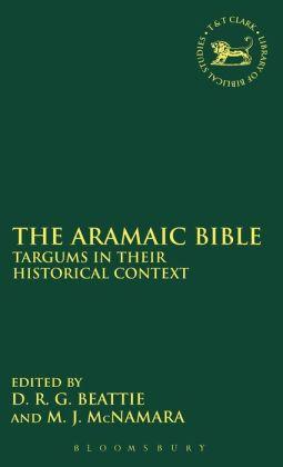 The Aramaic Bible: Targums in their Historical Context