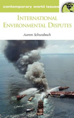 International Environmental Disputes: A Reference Handbook