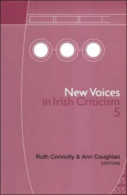 New Voices in Irish Criticism 5