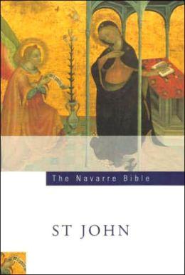 The Navarre Bible - St. John