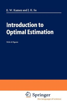 Introduction to Optimal Estimation