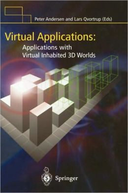 Virtual Applications: Applications with Virtual Inhabited 3D Worlds