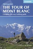 Book Cover Image. Title: The Tour of Mont Blanc:  Complete two-way trekking guide, Author: Kev Reynolds