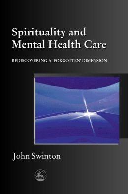 SPIRITUALITY AND MENTAL HEALTH CAR