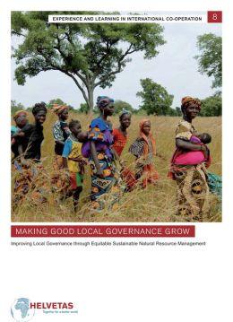 Making Good Local Governance Grow