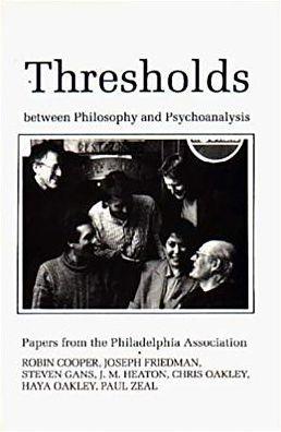 Thresholds Between Philosphy and Psychoanalysis