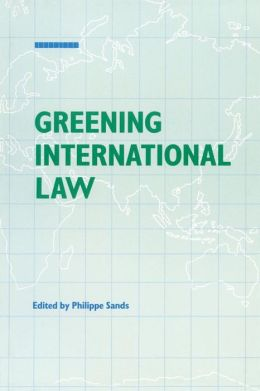 Greening International Law