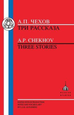 Chekhov: Three Stories