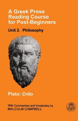 A Greek Prose Course: Unit 2: Philosophy
