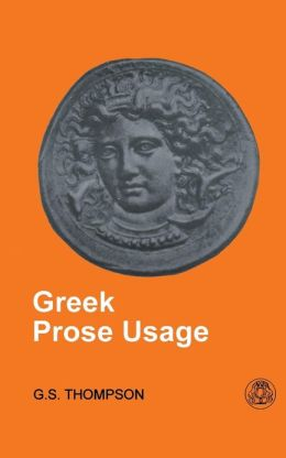Greek Prose Usage